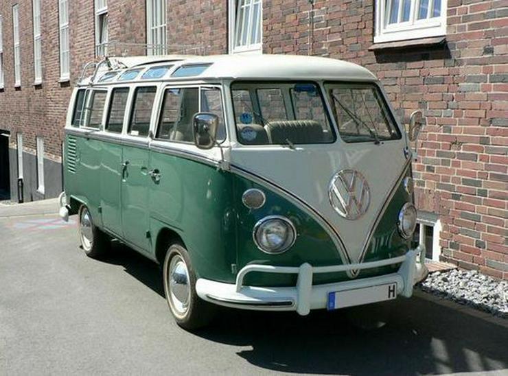 Volkswagen T1 Samba 21-Fenster