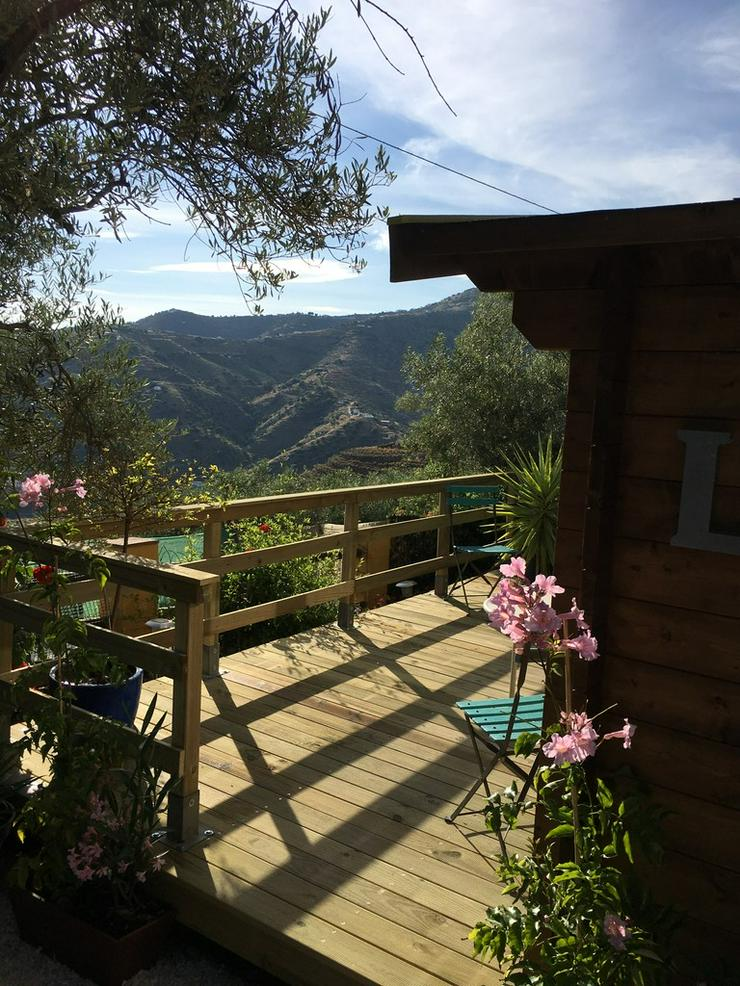 Bild 3: 2 pers. Chalet in ANDALUSIËN