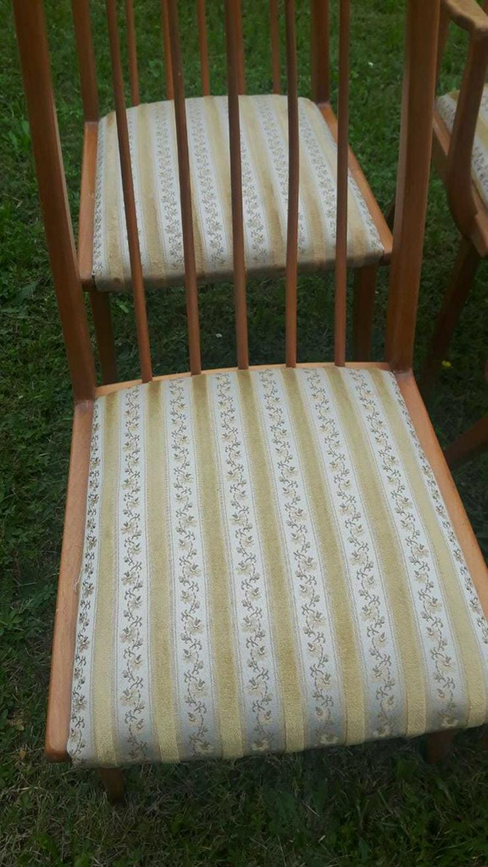 Bild 2: Stühle Esszimmer Stuhl Vollholz