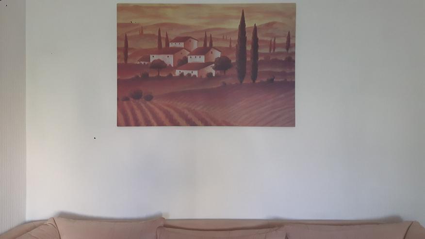 2 große Bilder Wandbilder Toskana - Poster, Drucke & Fotos - Bild 2