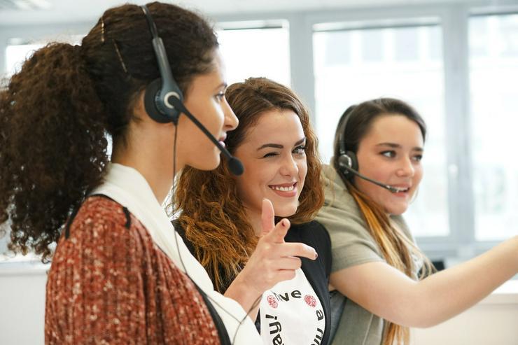 Mitarbeiter (m/w) im Kundenservice Eventplanung
