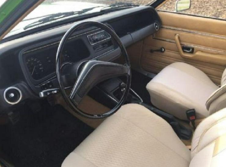 Bild 4: Ford Granada EZ 04.1977 Mk1