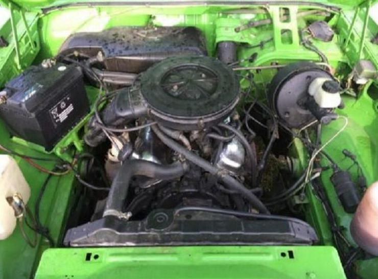 Bild 6: Ford Granada EZ 04.1977 Mk1