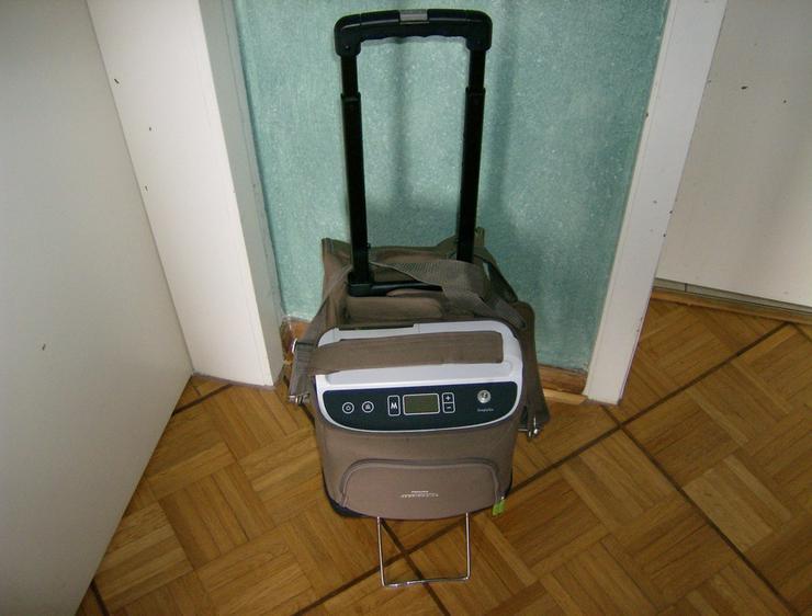 Simply Go Mobiler Sauerstoffkonzentrator - Inhalation & Beatmung - Bild 1