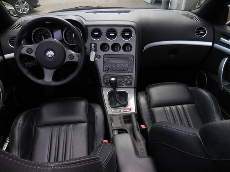 Bild 3: ALFA ROMEO Spider 1.8 TBi-16V Klimaaut Leder 17Alus 52oookm