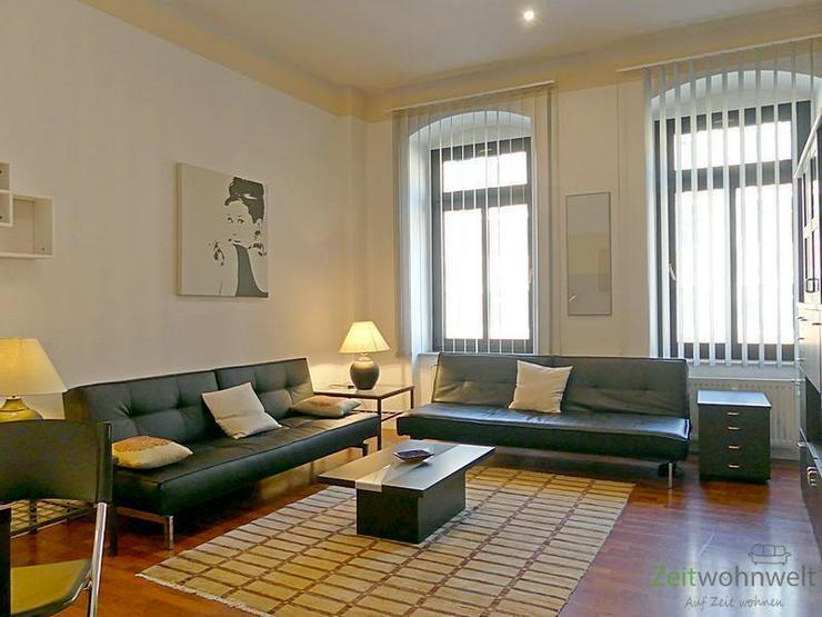 (EF0395_N) Dresden: Leipziger Vorstadt, möblierte 2-Zimmer-Wohnung mit Aufzug in sanierte...