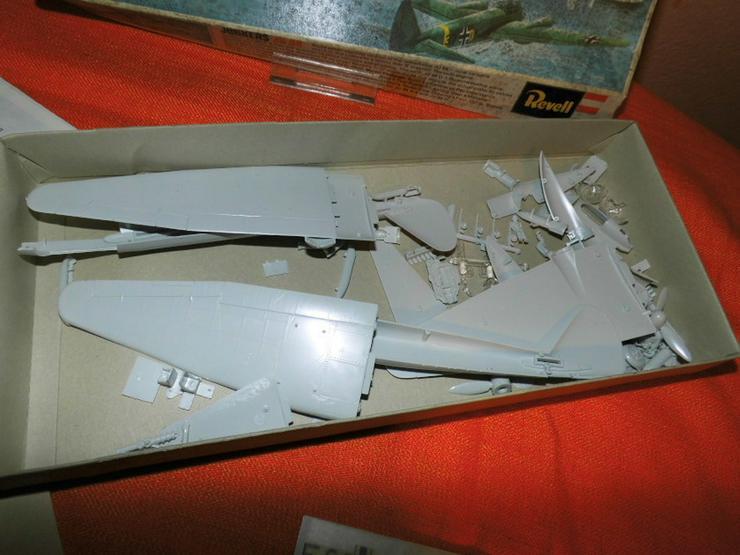 Bild 3: Modellbausatz Junkers Ju 88 von Revell Plastic