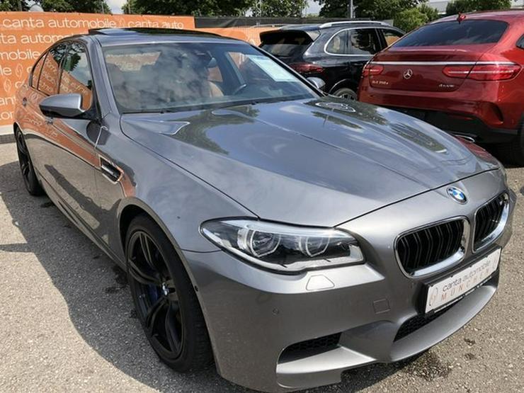 Bild 3: BMW M5 DKG MPackage HUD LED SurroundView GSD Keyless