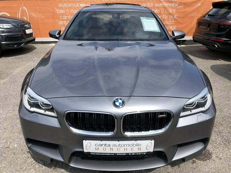 Bild 2: BMW M5 DKG MPackage HUD LED SurroundView GSD Keyless