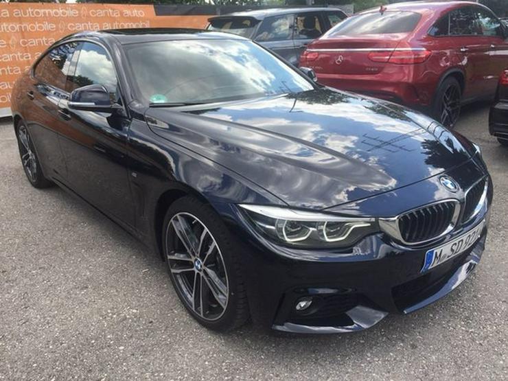 Bild 2: BMW 440 Gran Coupe M Sportpaket Individual Kamera
