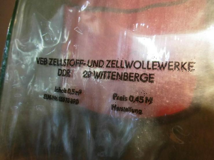 Bild 3: 2 Tüten Elwiphan Einmach Zellglas a 0,5 qm / E