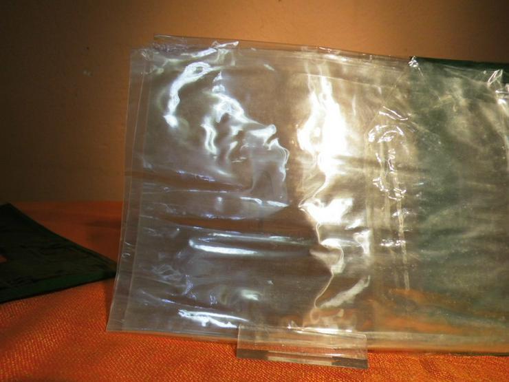 Bild 4: 2 Tüten Elwiphan Einmach Zellglas a 0,5 qm / E