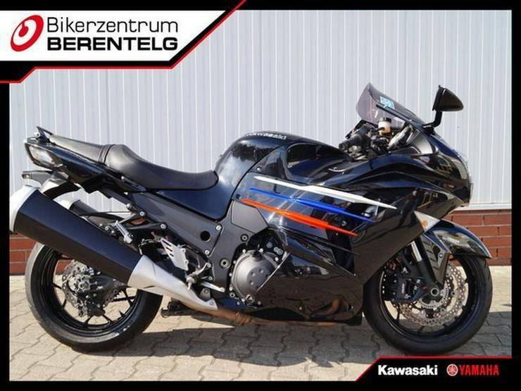 KAWASAKI ZZR 1400 ZZR1400 TOP Zustand - Kawasaki - Bild 1