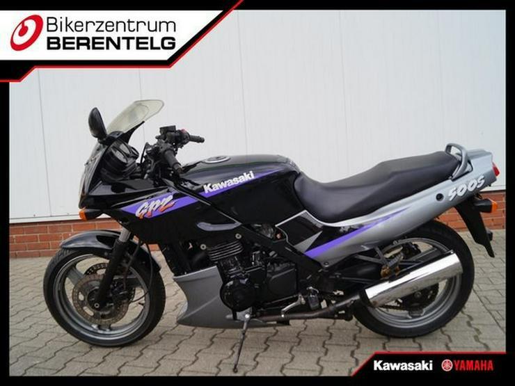 KAWASAKI GPZ 500 S GPZ500S TOP Angebot - Kawasaki - Bild 1