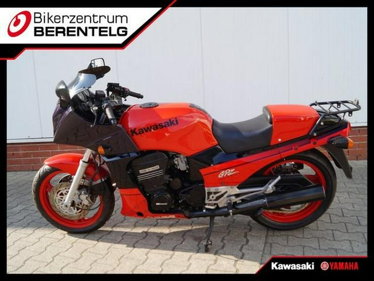 KAWASAKI GPZ900R ZX900A inkl. HU NEU & Qualitätscheck
