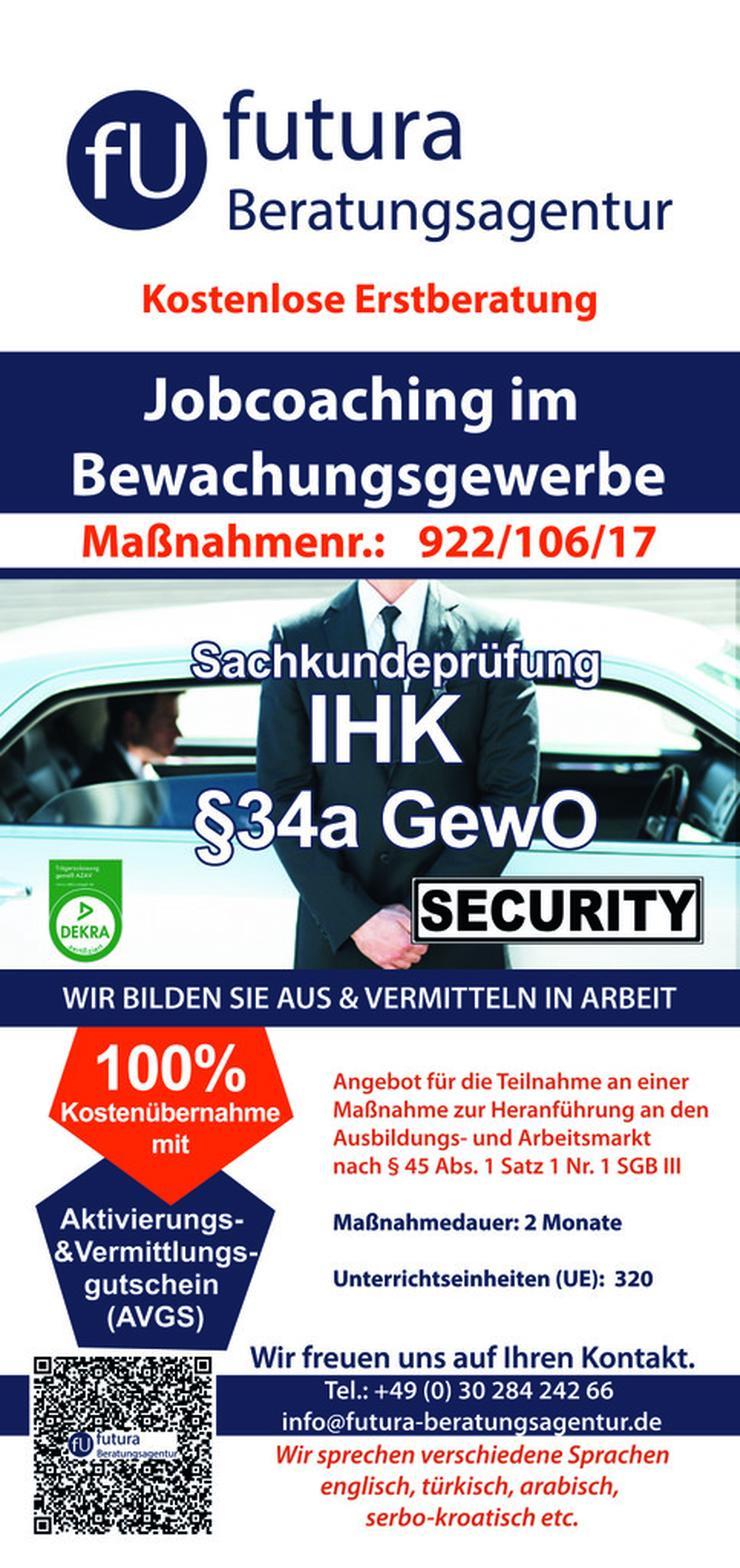 Security Sachkunde-Prüfung gem §34a GewO