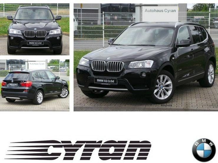 BMW X3 xDrive30d Aut. Navi Business Klimaaut. Head-Up 18''LM PDC