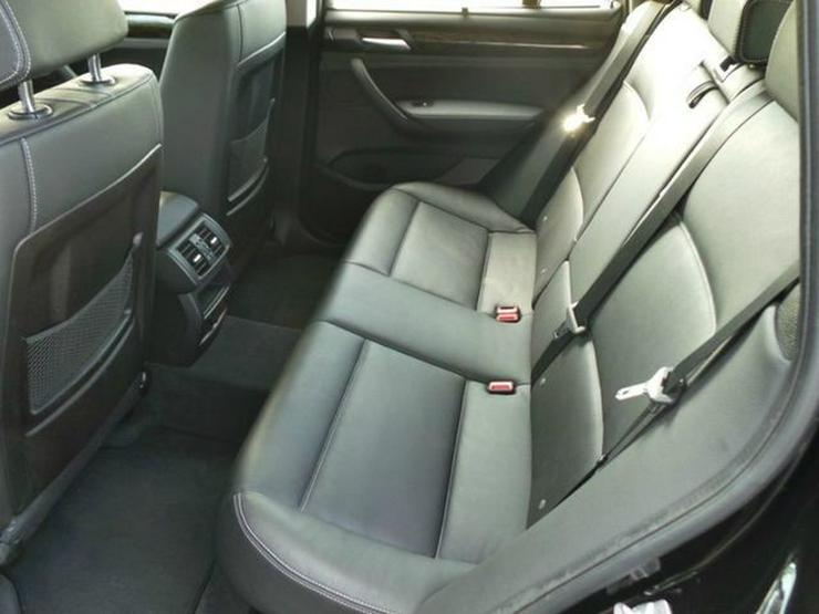 Bild 5: BMW X3 xDrive20dA Navi Prof. Head-Up Xenon Sitzh.