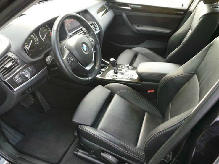 Bild 4: BMW X3 xDrive20dA Navi Prof. Head-Up Xenon Sitzh.