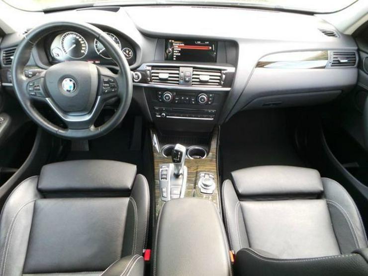 Bild 3: BMW X3 xDrive20dA Navi Prof. Head-Up Xenon Sitzh.