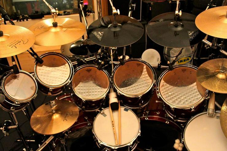 Schlagzeugunterricht vom Profi in Duisburg