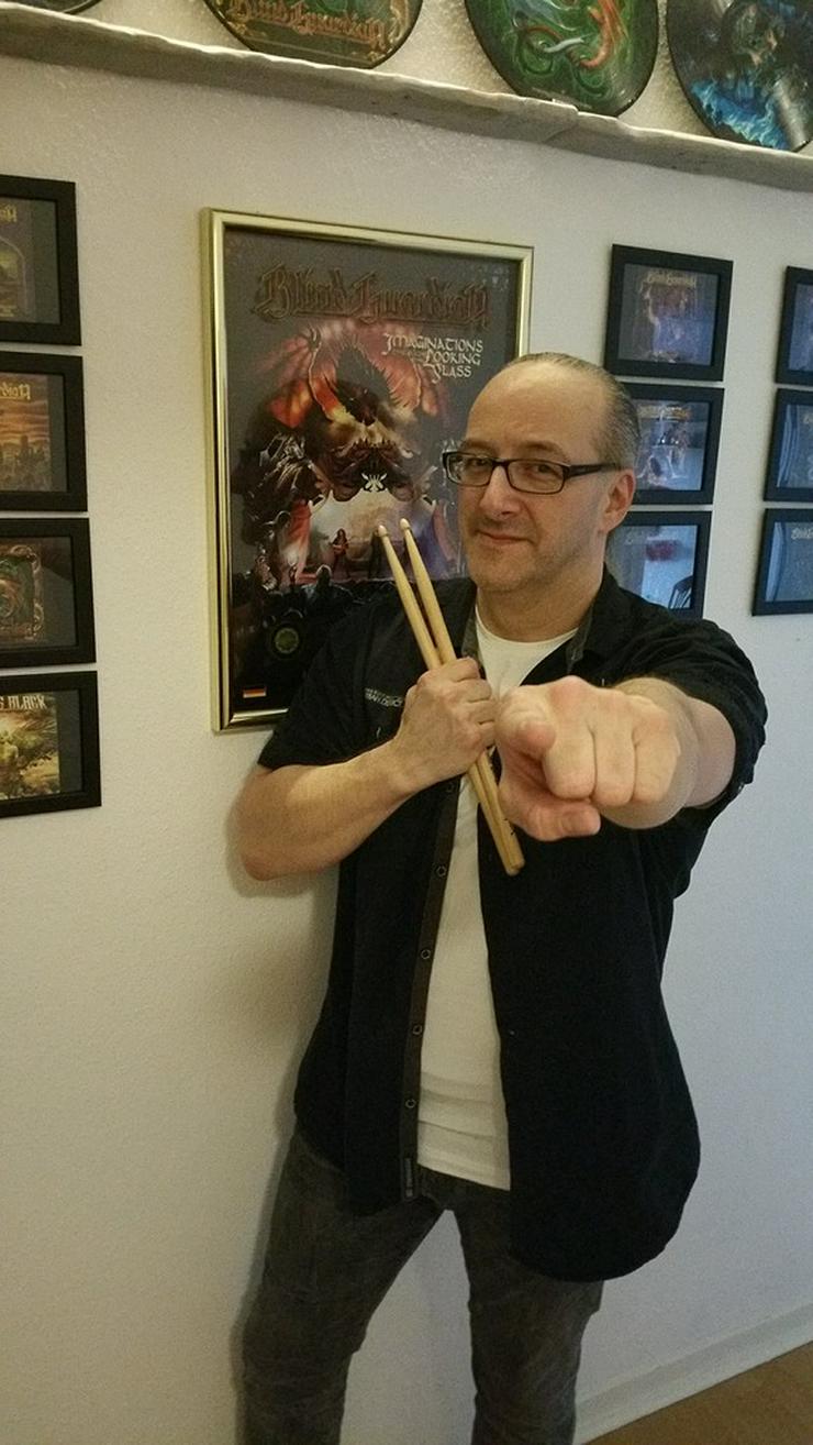 Bild 2: Schlagzeugunterricht vom Profi in Duisburg