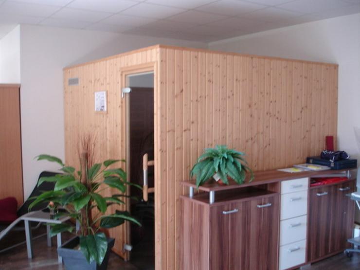 SAUNA und tiefenwärme in einer kabine - Entspannung & Massage - Bild 1