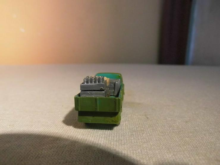 Bild 3: Deutz Pritschentransporter für Modellbahn H0 u