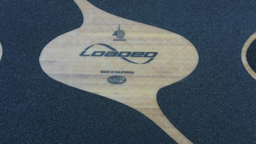 Bild 2: Longboard  loaded derwish sama flex2, neuwertig