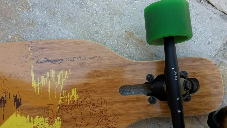 Bild 4: Longboard  loaded derwish sama flex2, neuwertig