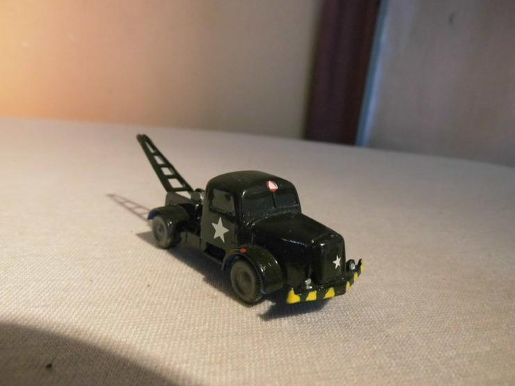 LKW Modell Maßstab 1:87 für Modellbahnanlage H - Spur H0 - Bild 1