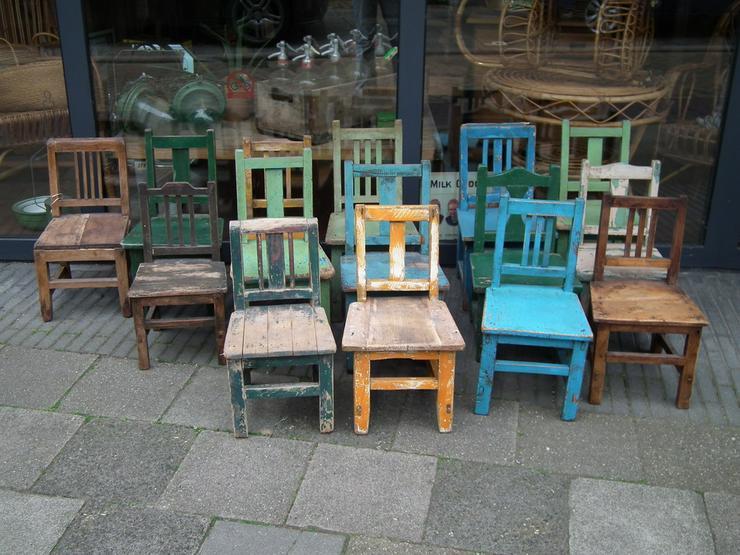 Vintage Kinderstuhl - Stühle - Bild 1