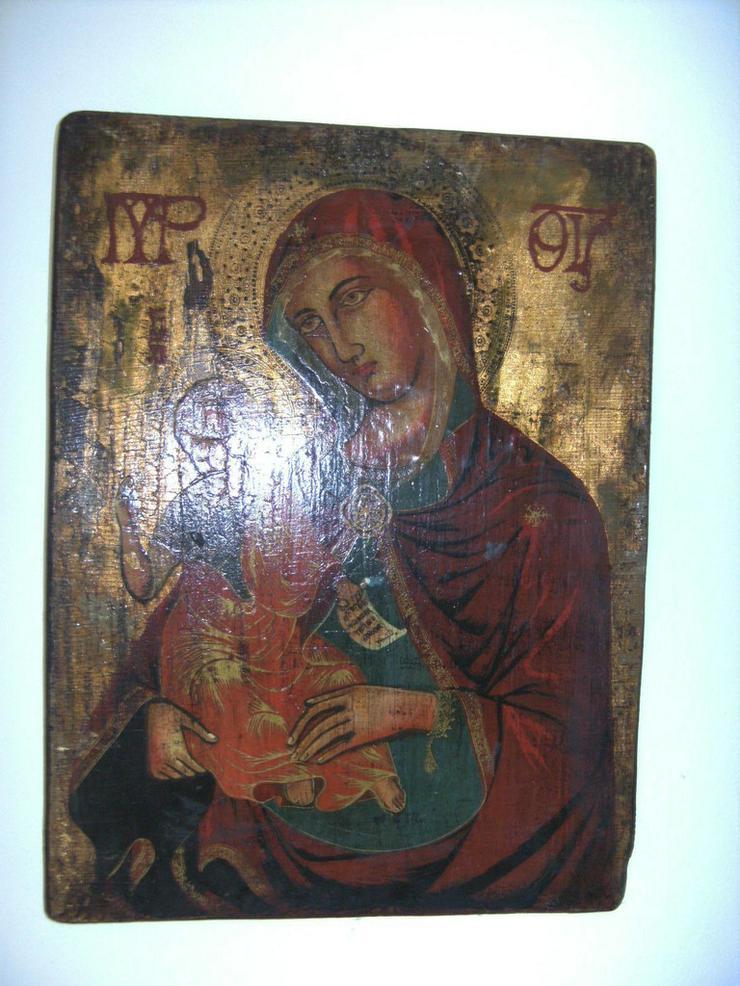 Ikone ?Icona Bizantina? Madonna