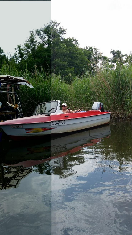 Verkaufe Ibis 2 mit 15 Ps 4 Takt Aussenborder - Motorboote & Yachten - Bild 1