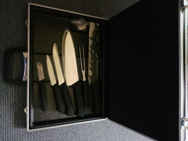 Bild 3: Messer Koffer