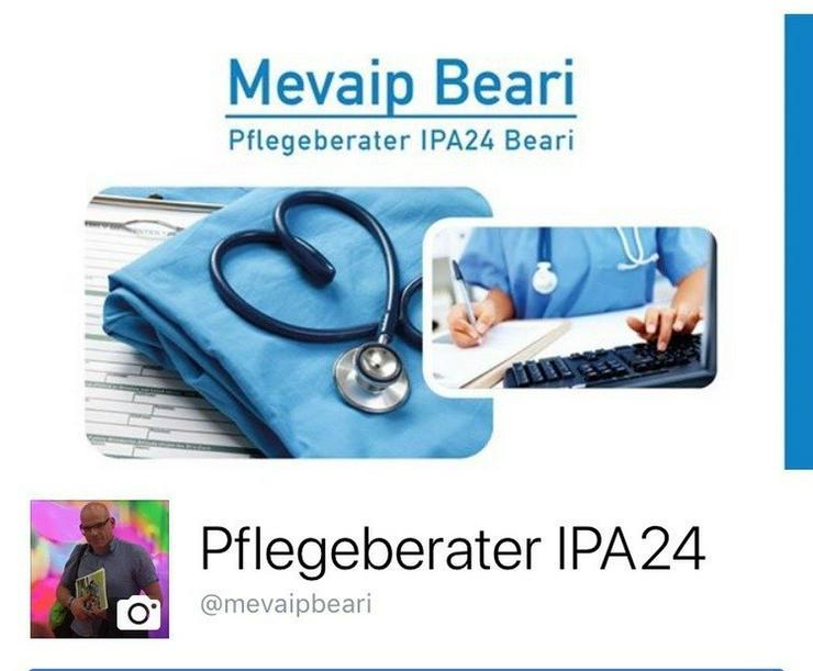 unabhängiger Pflegeberater IPA24