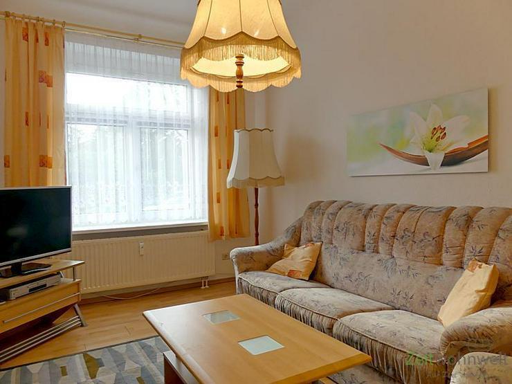 (EF0394_M) Dresden: Pieschen-Nord/Trachenberge, möblierte 2-Zimmerwohnung im Hochparterre...