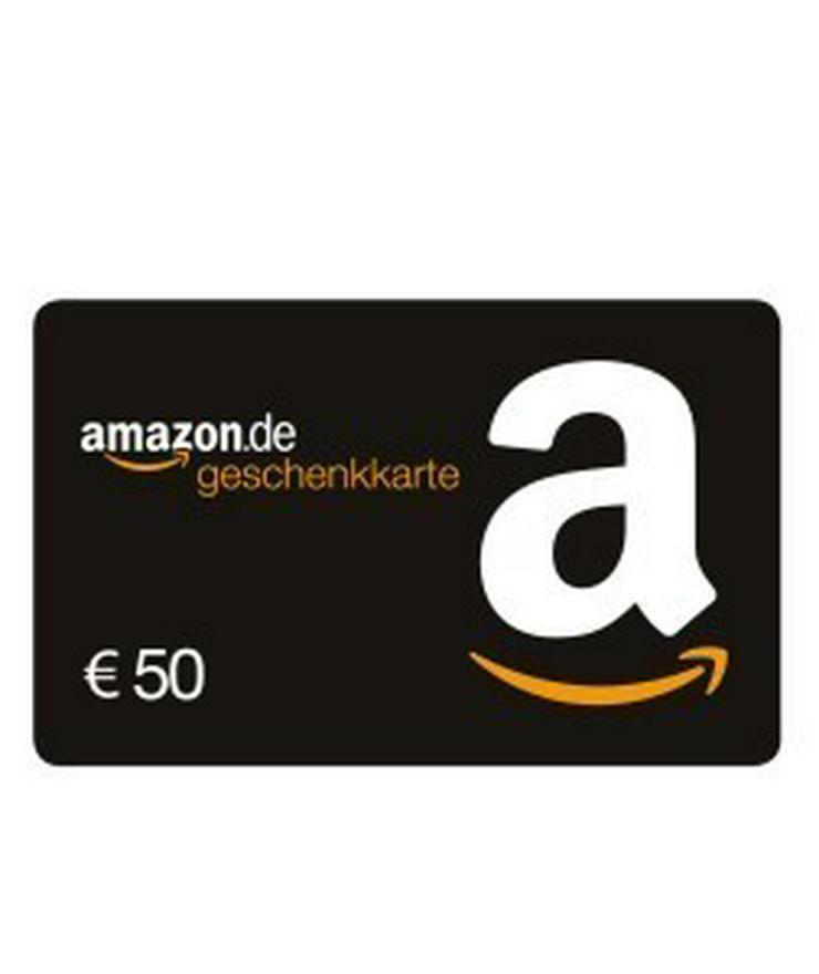 2x50€ Amazon Gutschein Karten