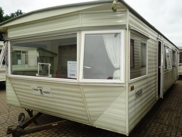 Carnaby Realm mobilheim wohnwagen dauercamping