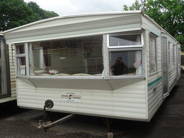 Carnaby Siesta mobilheim wohnwagen dauercamping