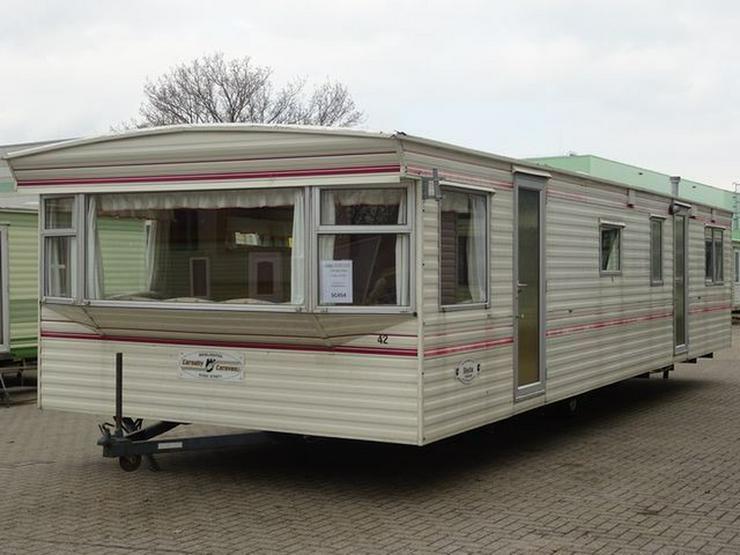 Carnaby Siesta wohnwagen mobilheim winterfest