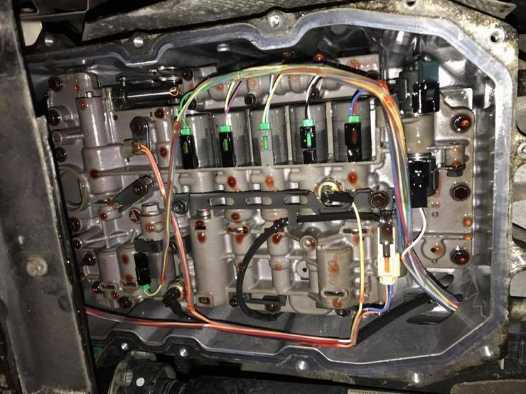 Bild 5: Getriebespülung Mercedes ab 239,-