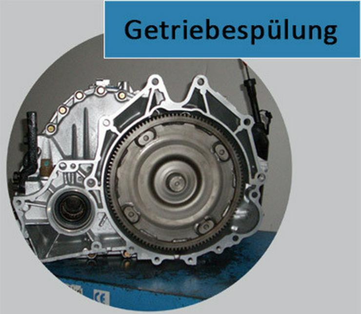 Bild 6: Getriebespülung Mercedes ab 239,-