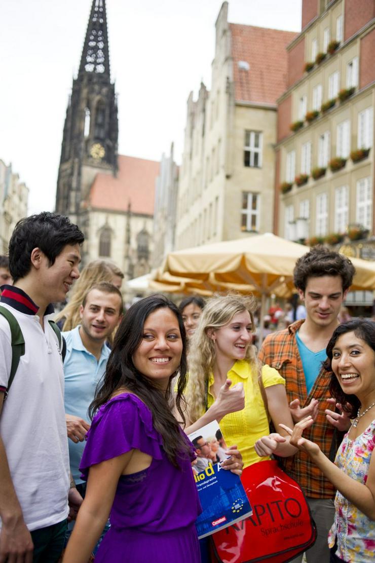 Deutschkurse, Sprachschule KAPITO