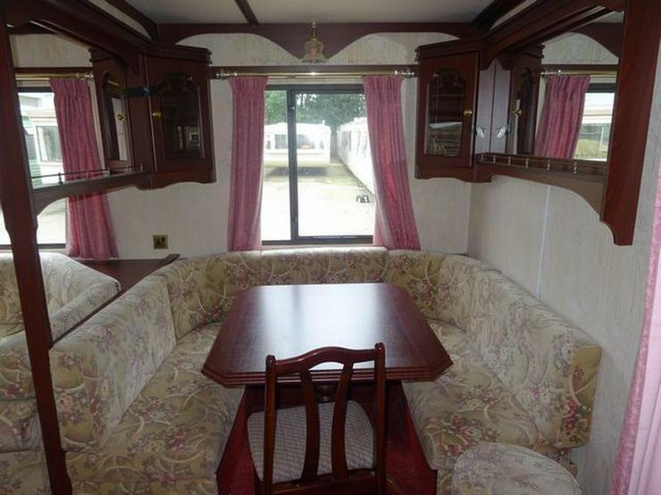 Bild 5: Cosalt Balmoral mobilheim wohnwagen dauercamp