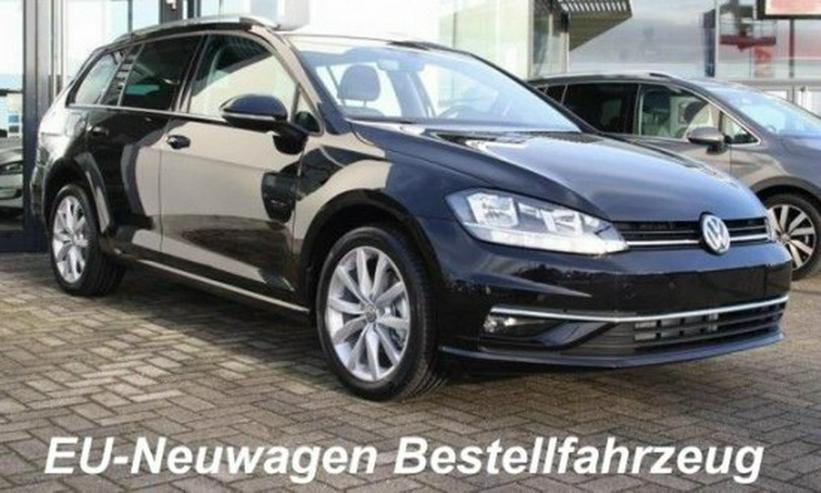 VW Golf Variant Mod. 2019 1.5 TSI ACT Highline DK-Pack  NEU-Bestellfahrzeug inkl. Anlieferung (D)