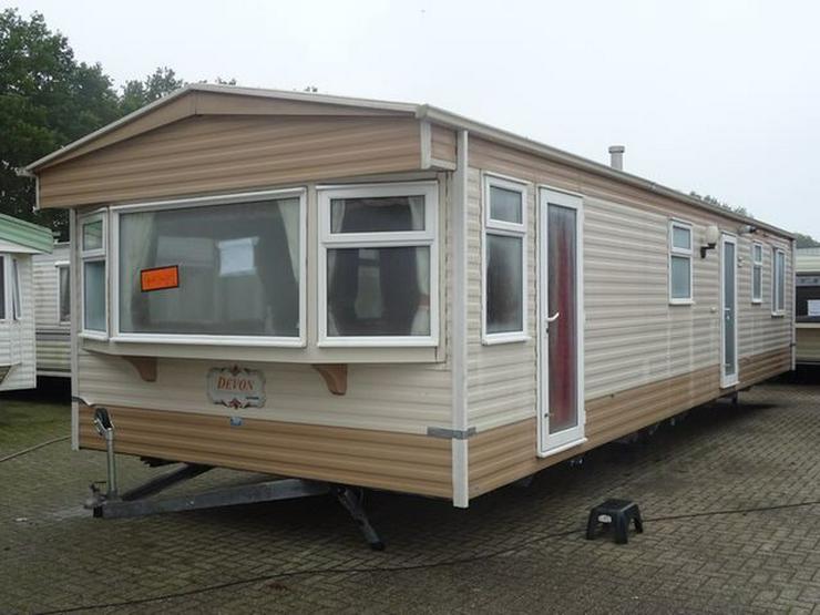 Cosalt Devon mobilheim wohnwagen - Wohnwagen - Bild 1