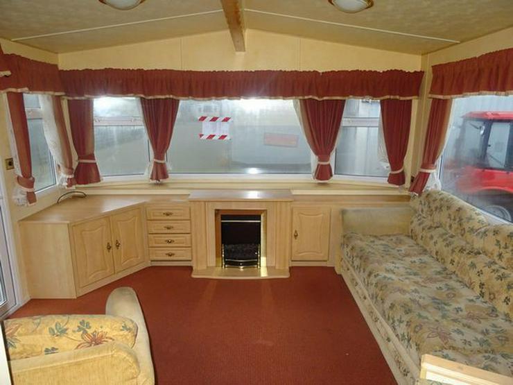 Bild 2: Cosalt Devon mobilheim wohnwagen