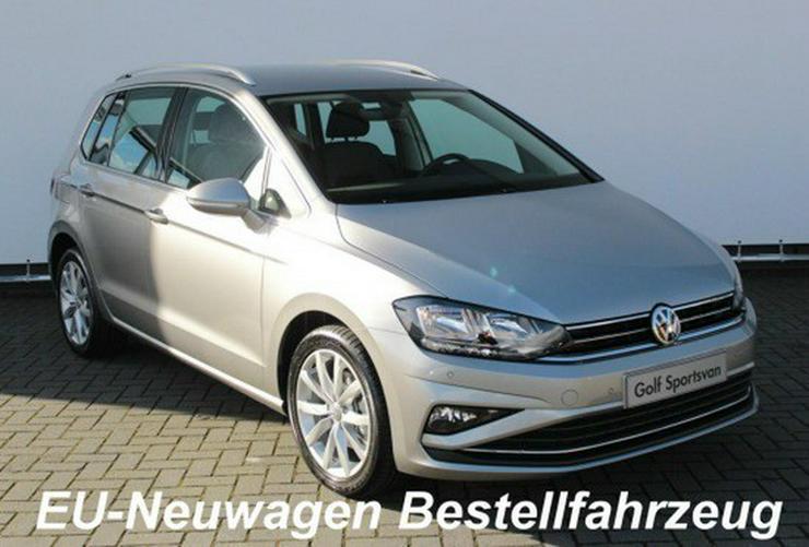 VW Golf Sportsvan Mod. 2019 1.5 TSI ACT Highline Plus DSG-7  NEU-Bestellfahrzeug inkl. Anlieferung (