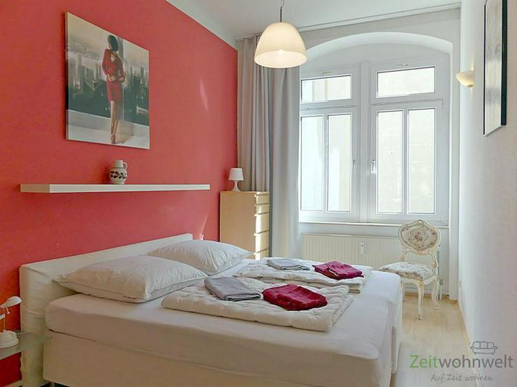 Bild 2: (EF0396_N) Dresden: Leipziger Vorstadt, geräumige 3-Raumwohnung mit 2 Schlafzimmern und A...